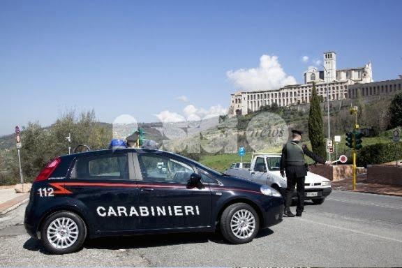 Carabinieri di Assisi, pioggia di encomi per il loro operato: le motivazioni