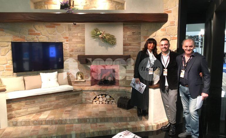 Expo casa 2017 successo a bastia umbra per grifo caminetti il premio speciale come miglior - Miglior riscaldamento per casa ...