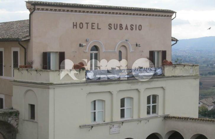 Hotel Subasio, nuovo fronte: Andrea Rossi e Comune vanno al Tar per riottenere la struttura