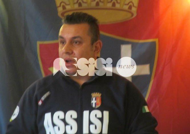 Stefano Pastorelli della Lega Nord Assisi