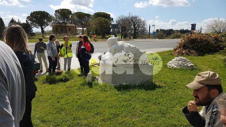 Adotta una strada 2017, anche Assisi ha partecipato con il Movimento dello Sconforto Generale