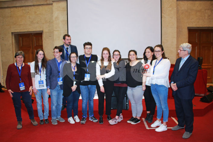 Romanae Disputationes 2017, vince la classe 5 A classico del liceo Properzio di Assisi
