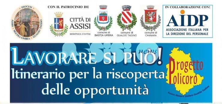 Progetto Policoro per l'occupazione giovanile il 16 novembre a Bastia Umbra