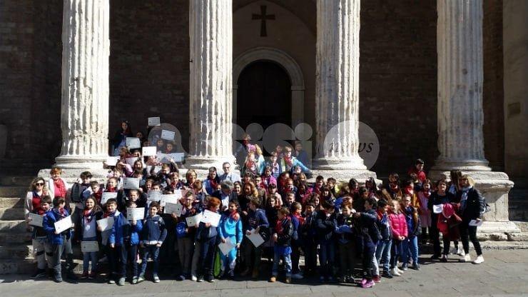 Programma il futuro, premiati i bambini dell'Istituto comprensivo Assisi 1