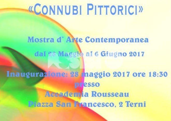 Connubi Pittorici a Terni: partecipa anche l'assisano Armando Tordoni