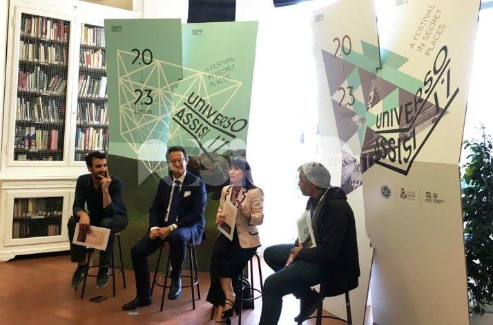 Universo Assisi 2017, il programma di concerti e incontri culturali