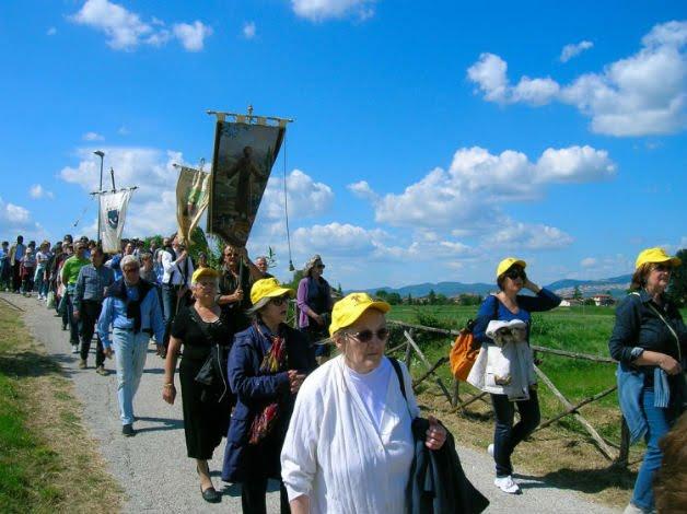 Cannara celebra San Francesco d'Assisi e Piandarca