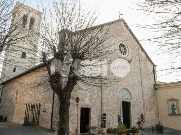 Santuario della Spogliazione, messa con monsignor Edgar Peña Parra