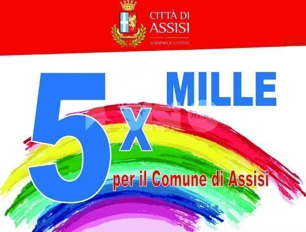 5 per mille al Comune di Assisi: l'appello dell'assessore Travicelli