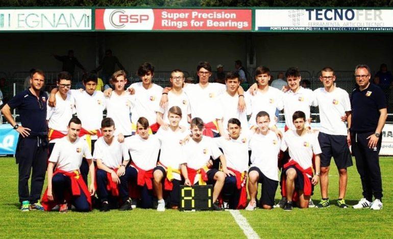 I Giovanissimi dell'Angelana Calcio di nuovo nel Regionale A1