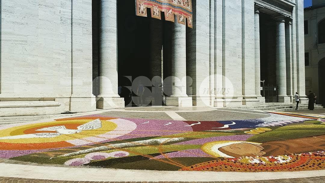 Infiorate di Spello 2017, il programma presentato a Perugia