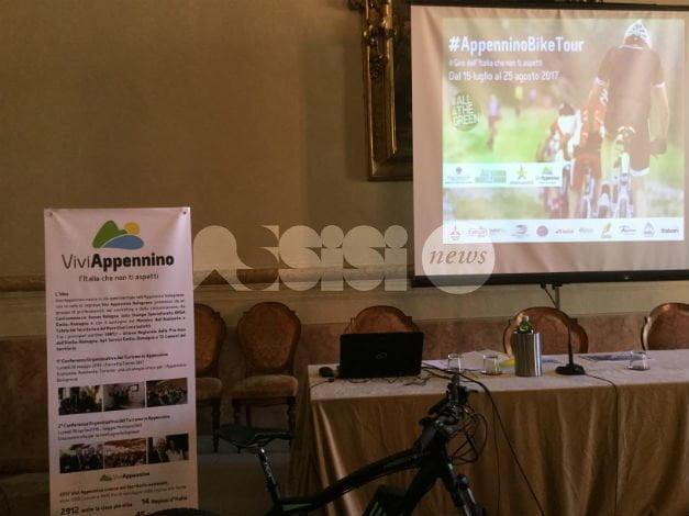 Appennino Bike Tour 2017 passa da Assisi il 27-28 luglio