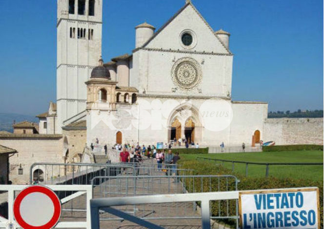 La Basilica Superiore di San Francesco ad Assisi inaccessibile ai disabili