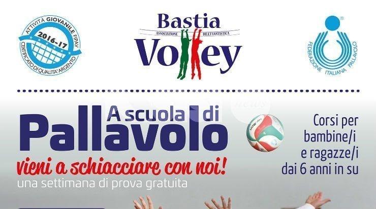 Bastia Volley, stagione al via con una settimana di corsi gratuiti