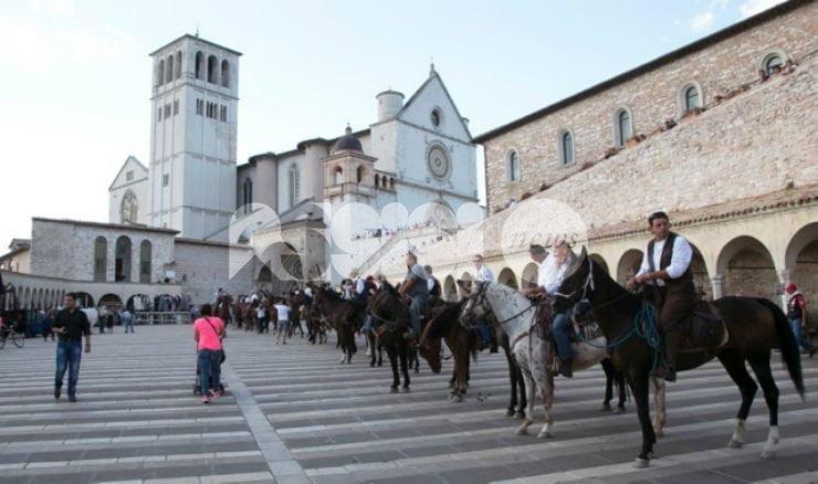Cavalcata di Satriano 2017, il programma presentato ad Assisi