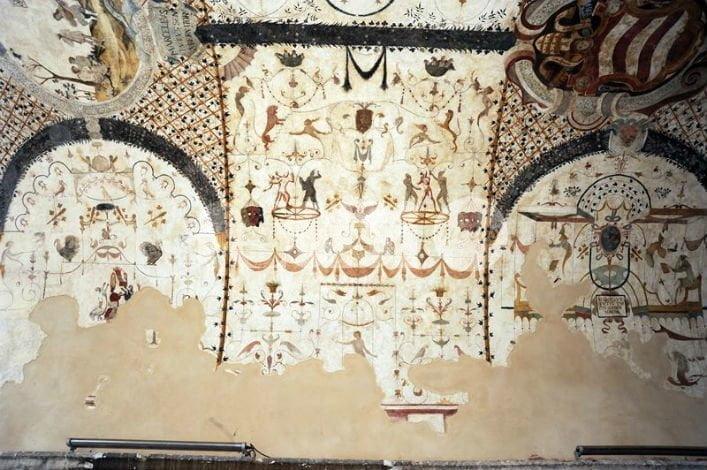 La Volta Pinta ad Assisi necessita di attenzione e manutenzione costante