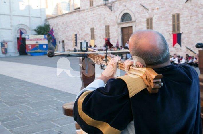 Edizione 2017 del Palio di San Rufino, oggi ad Assisi il gran finale