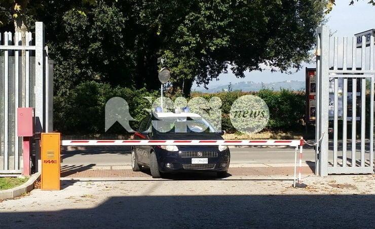 Caserma dei Carabinieri di Petrignano di Assisi nel degrado: la denuncia della Lega Nord