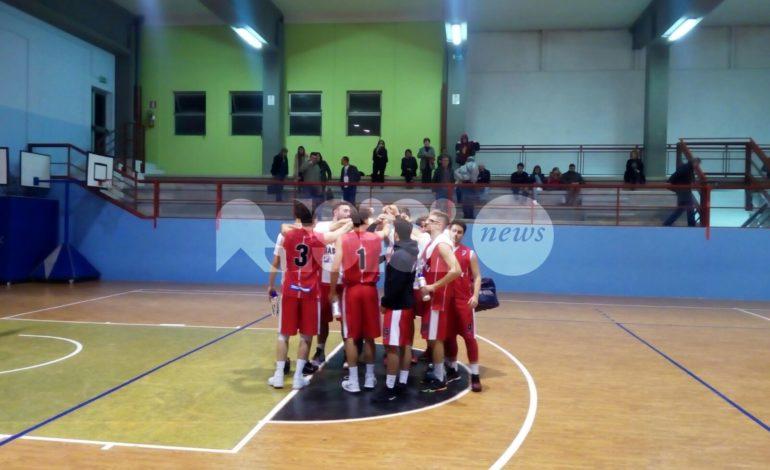 Passo falso del Basket Assisi contro il Gubbio: sconfitta per 56-77