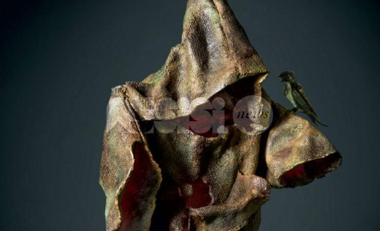 Il Saio di Italo Duranti in mostra ad Assisi dal 14 al 22 ottobre 2017
