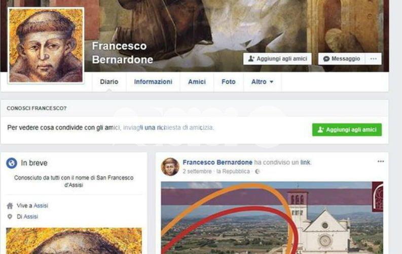 San Francesco di Assisi spopola sul web: milioni di contatti per il Poverello