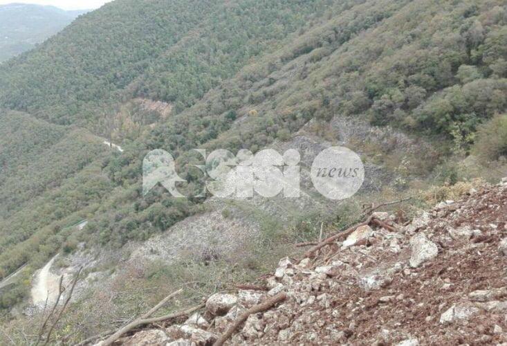 Mitigazione del rischio idrogeologico a Torgiovannetto, lavori fermi: il M5S Assisi interpella la giunta