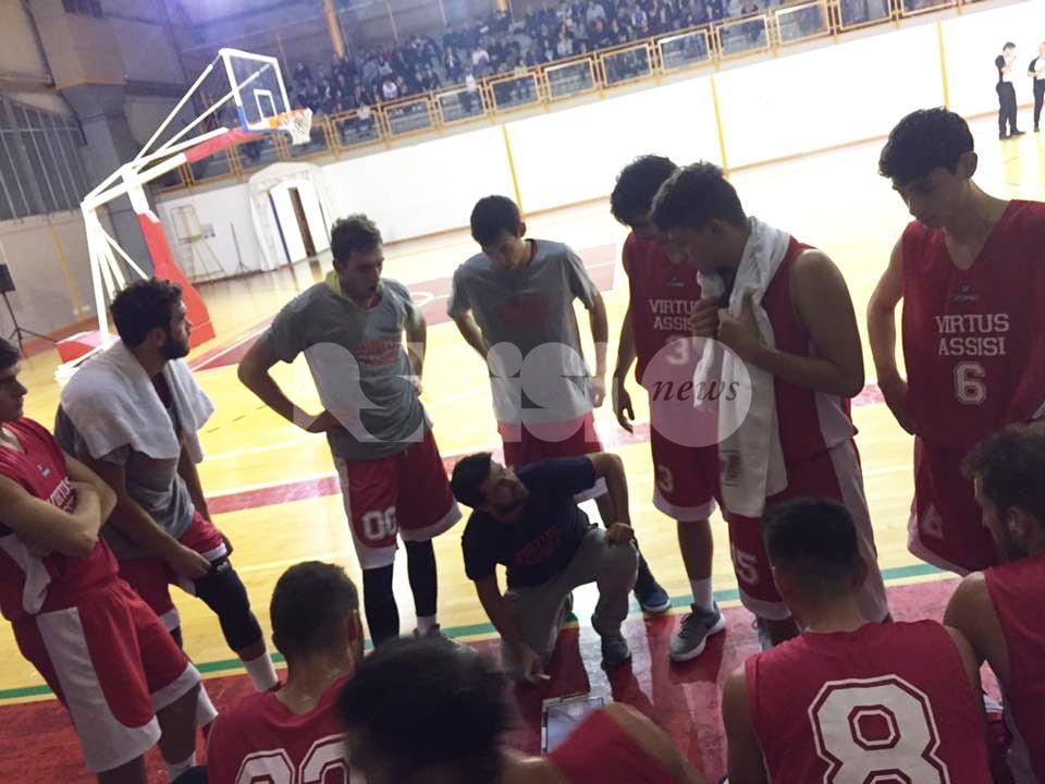 Basket, Virtus Assisi chiude la Coppa Umbra con una vittoria