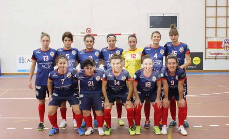 L'Angelana C5 femminile cade in Puglia: 4-1 il finale per il New Team Noci