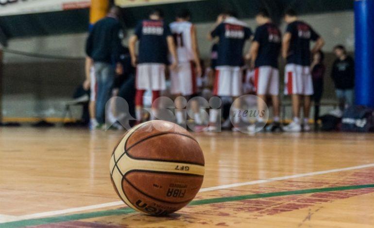 Basket Assisi, sconfitta in casa all'overtime contro la Virtus Terni