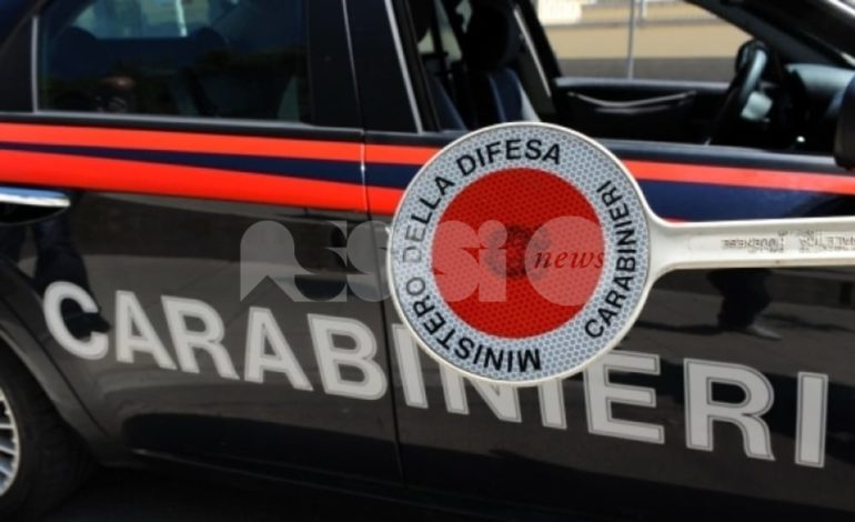 Tentato furto aggravato in abitazione, due minorenni arrestati a Bastia Umbra