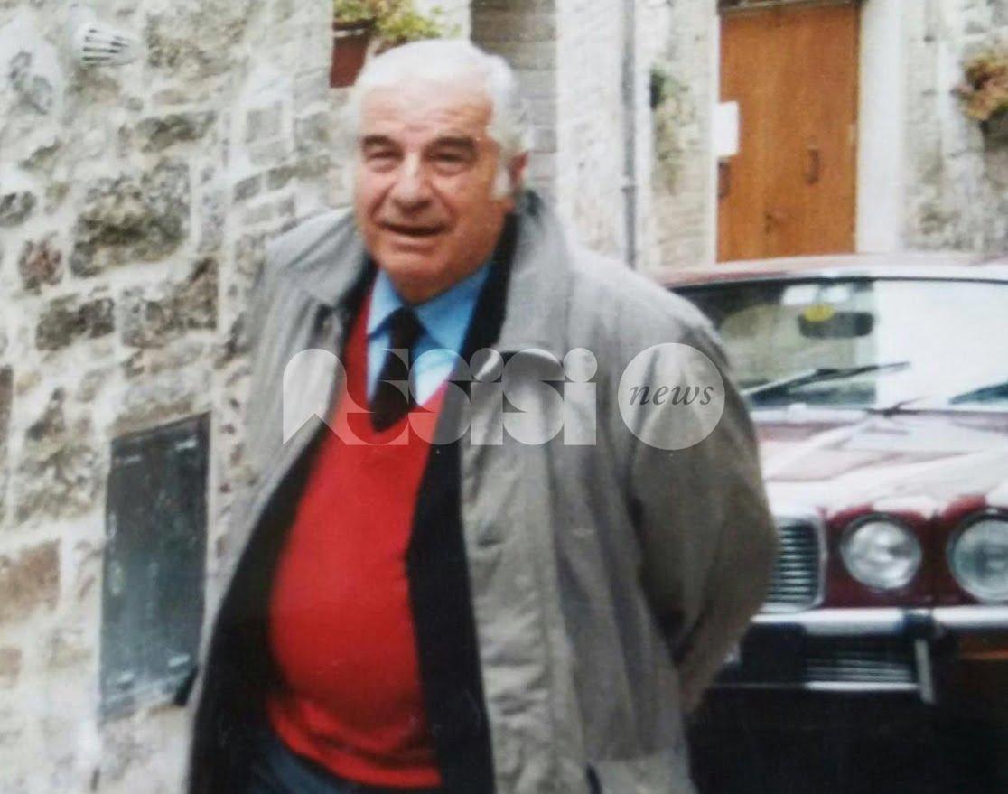 Ezio Mancini, il ricordo di Anna Brufani a un mese dalla scomparsa