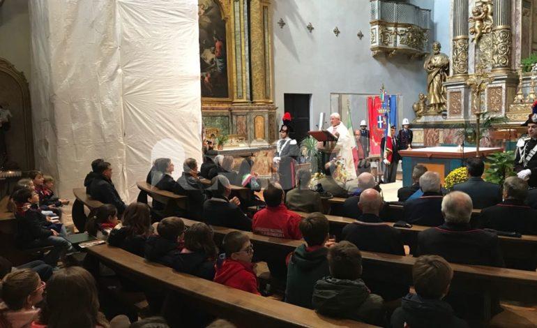 Festa del 4 novembre, anche Assisi ricorda i caduti e le forze armate