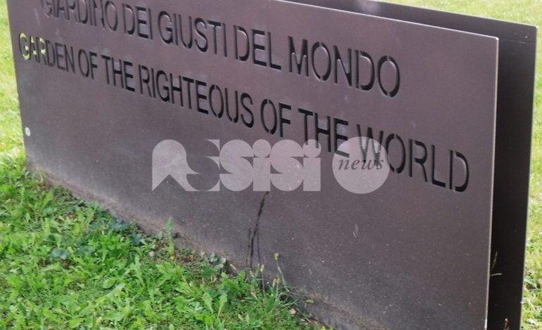 Assisi nel network internazionale dei giardini dei giusti - Il giardino dei ciliegi assisi ...