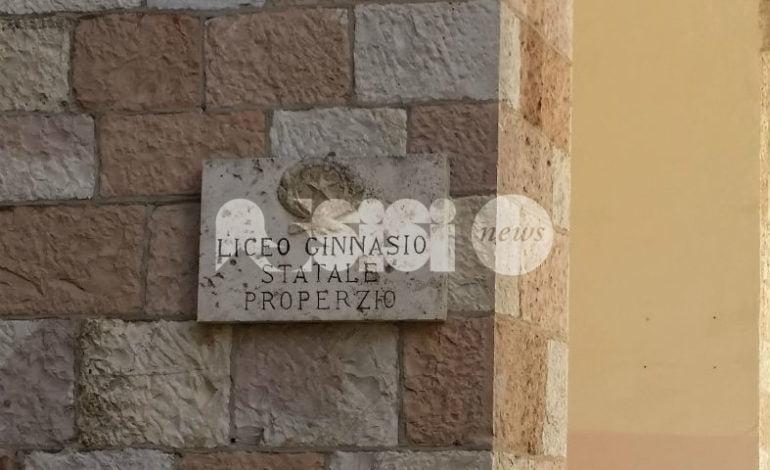 Ad Assisi le scuole migliori dell'Umbria: trionfa il Liceo classico Sesto Properzio