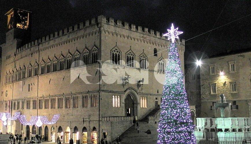 Natale 2017 a Perugia: gli eventi fino a Capodanno 2018