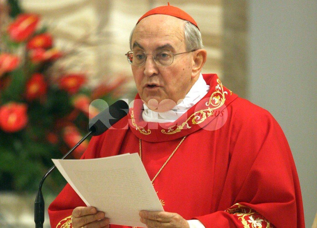 Agostino Vallini nominato legato pontificio delle Basiliche papali di Assisi