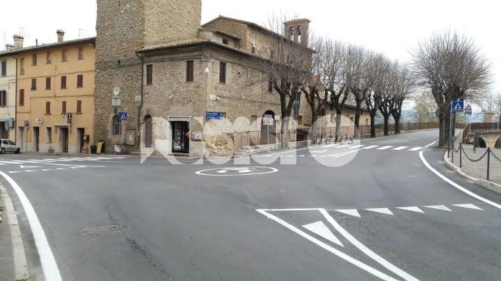 Lavori pubblici 'mancanti' a Petrignano, la 'denuncia' di Rino Freddii