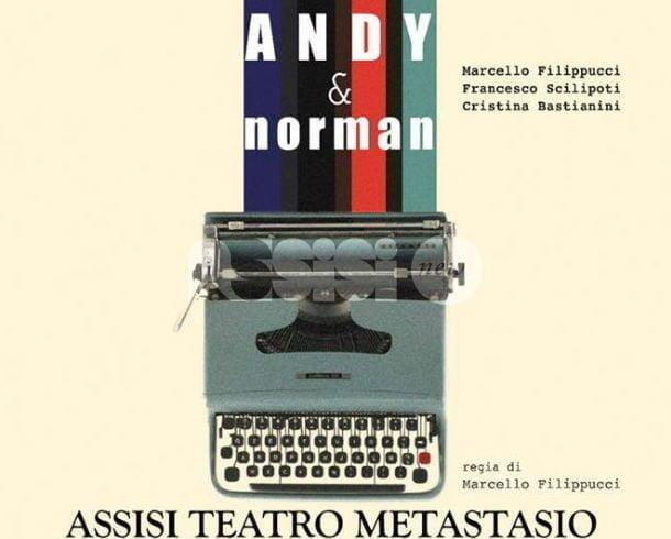 """Andy & Norman al Metastasio, Rinaldi: """"Qualcosa si muove ad Assisi"""""""