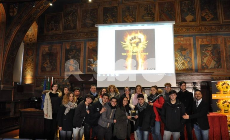 Il liceo scientifico di Assisi vince The future games of Umbria