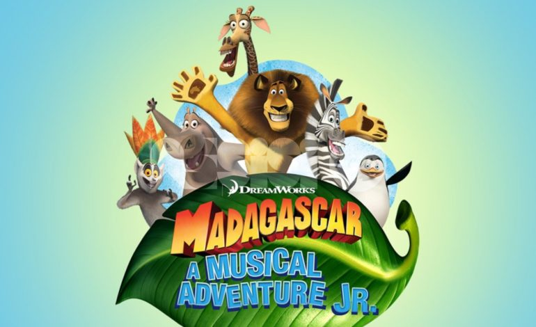 Madagascar – A Musical Adventure arriva al Lyrick di Assisi