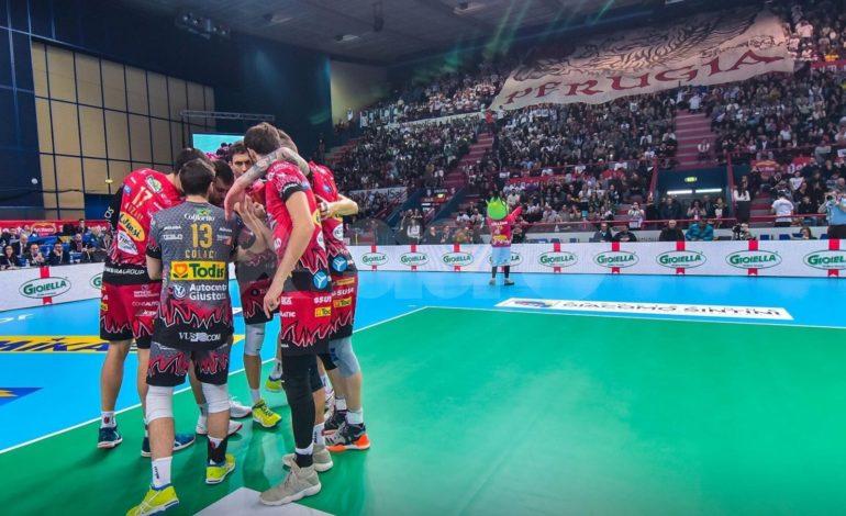 Volley, immensa Sir Conad Perugia: la Coppa Italia è sua
