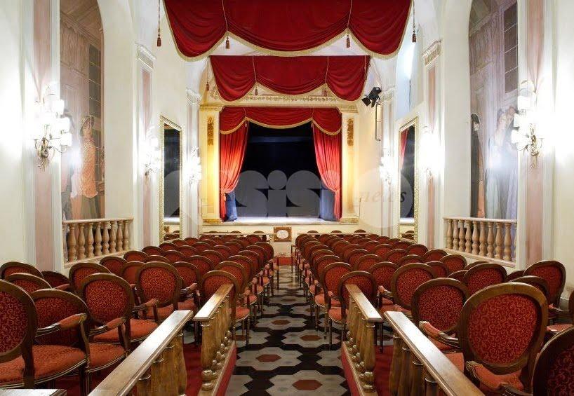 Il canto della tenebra al Piccolo Teatro degli Instabili di Assisi