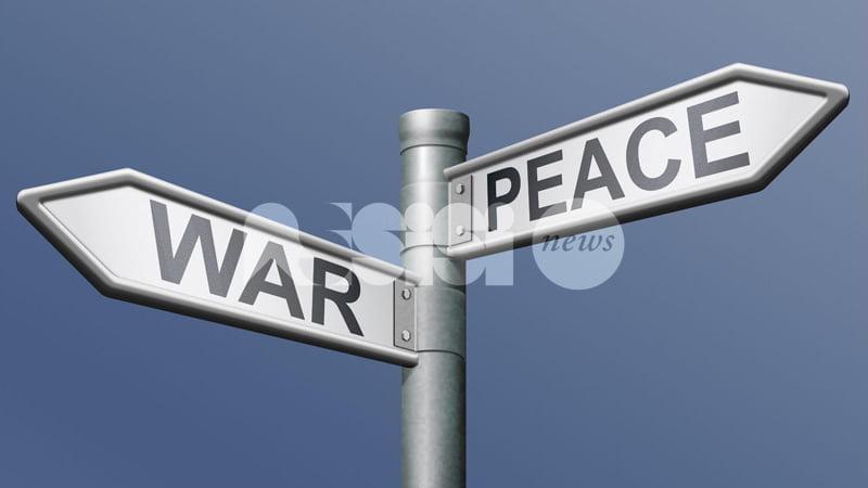 """Paolo Ansideri: """"La pace non può essere un precetto, ma il frutto di una libera scelta"""""""