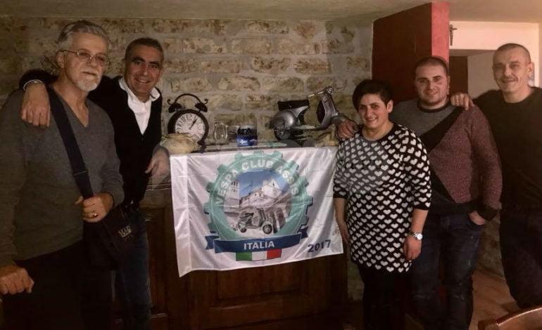 Vespa Club Assisi promotore di cultura: a maggio un grande evento
