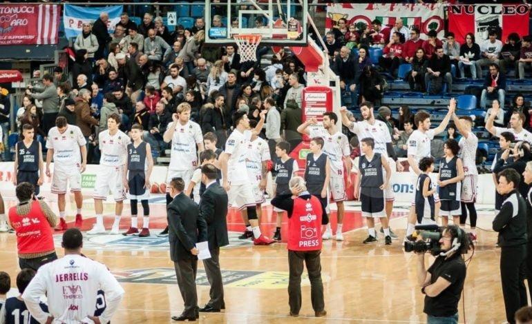 Grande basket ad Assisi: al PalaItis si gioca VL Pesaro – NPC Rieti