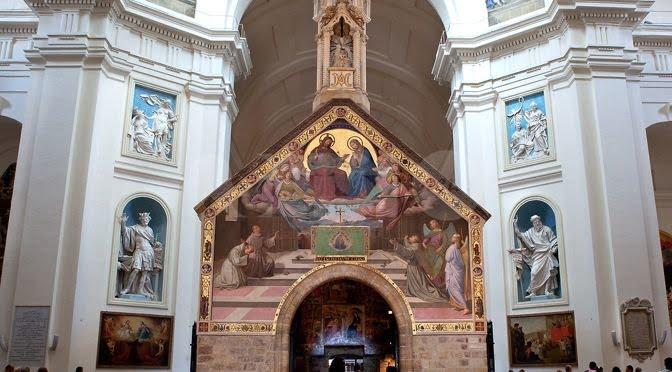 Celebrazioni pasquali Assisi 2018, gli appuntamenti dei Frati Minori