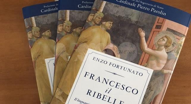 Francesco il ribelle di Padre Enzo Fortunato da oggi è Oscar Mondadori