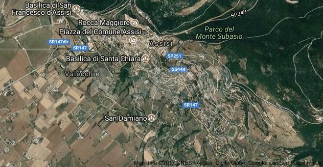 """Paolo Ansideri: """"Quale idea di Assisi siamo autorizzati a comporre"""""""