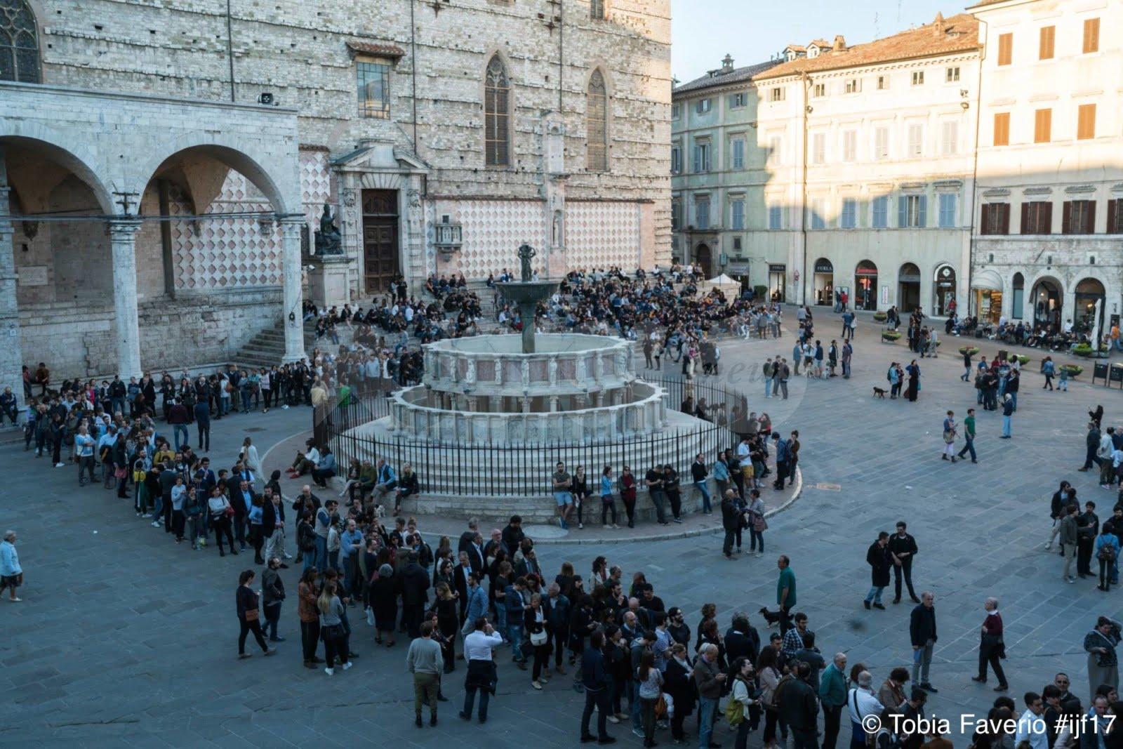 Festival del Giornalismo 2018 a Perugia, ospiti e programma