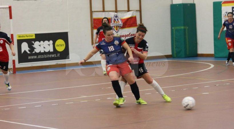 Serie A2 futsal, Angelana C5 femminile batte 2-0 la Dona Style Fasano